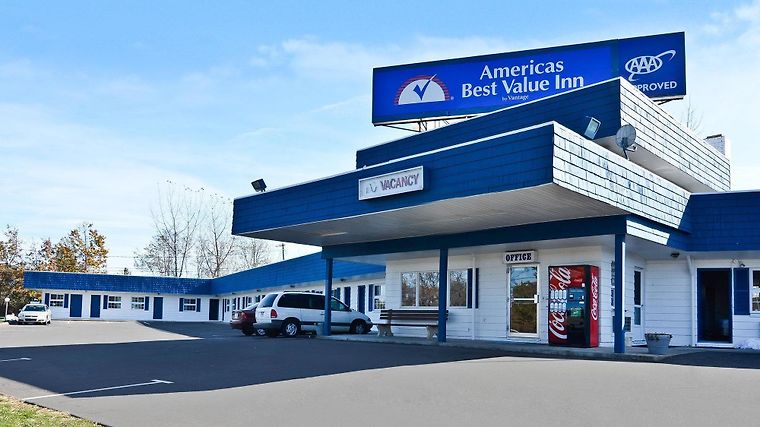 Americas Best Value Inn - Manchester Exterior