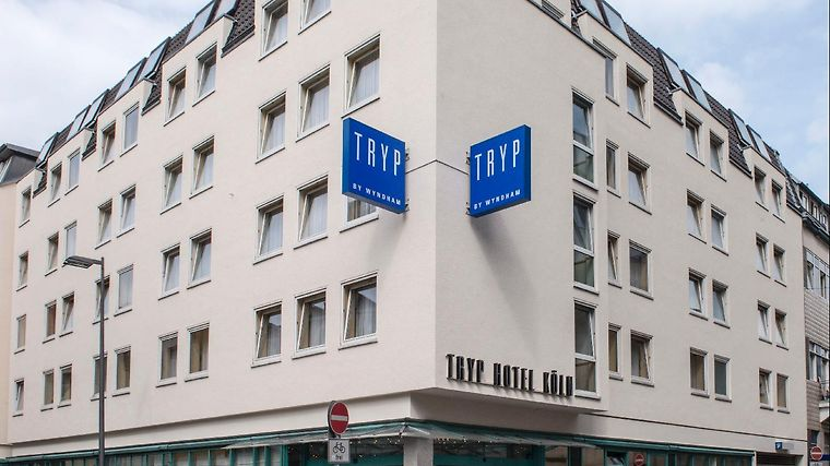 Tryp By Wyndham Koeln City Centre Hotel Exterior