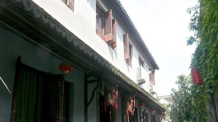 Tongli Enzetang Inn photos Exterior