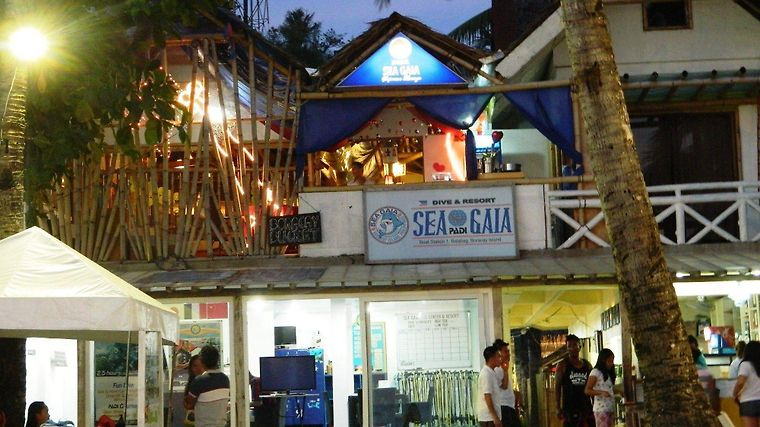 Sea Gaia Dive & Resort Exterior