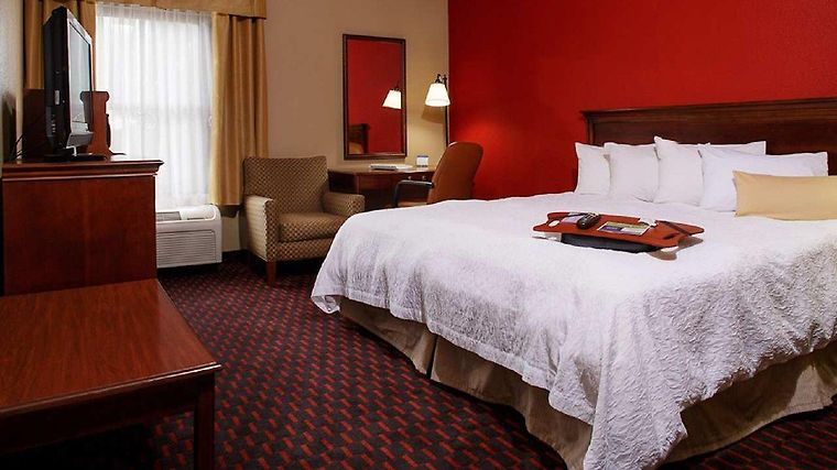 Hampton Inn Greenville/Simpsonville Room
