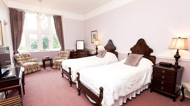 Kildrummy Park Castle Hotel Room