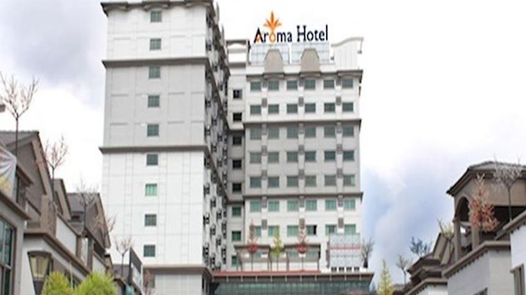 Aroma Hotel Butterworth Exterior