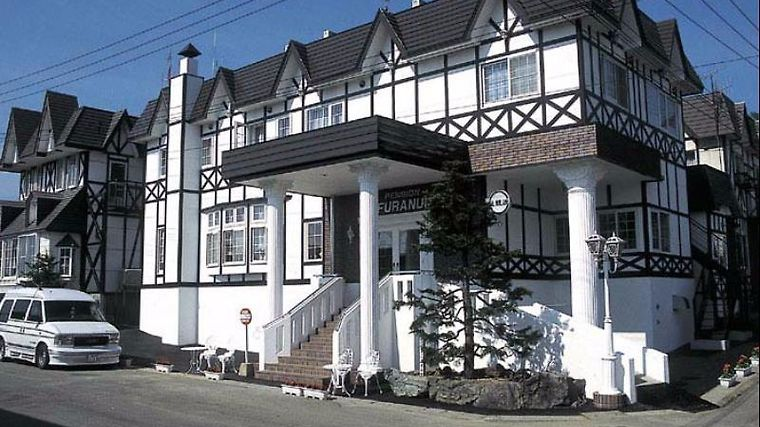 Pension Furanui Exterior