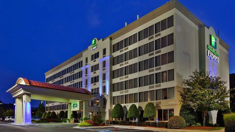 Holiday Inn Express Atlanta-Kennesaw Exterior