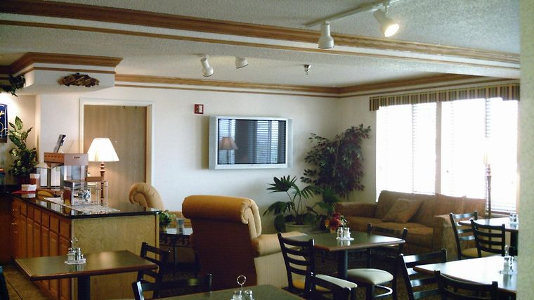 Holiday Inn Express Rapid City Restaurant