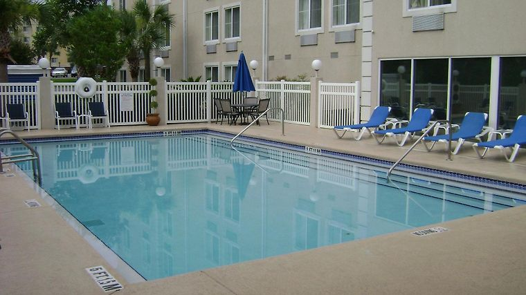 Holiday Inn Express Gainesville-I-75 Sw Facilities