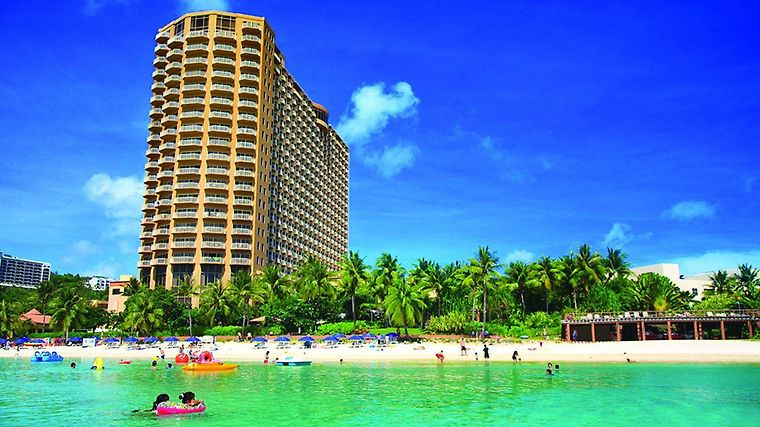 Hotel Outrigger Guam Beach Resort Tumon 4 From Us 312 Booked
