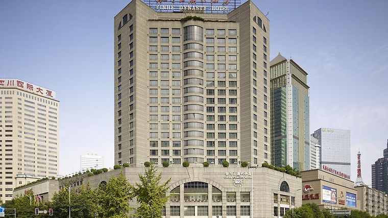 Yinhe Dynasty Exterior Hotel information