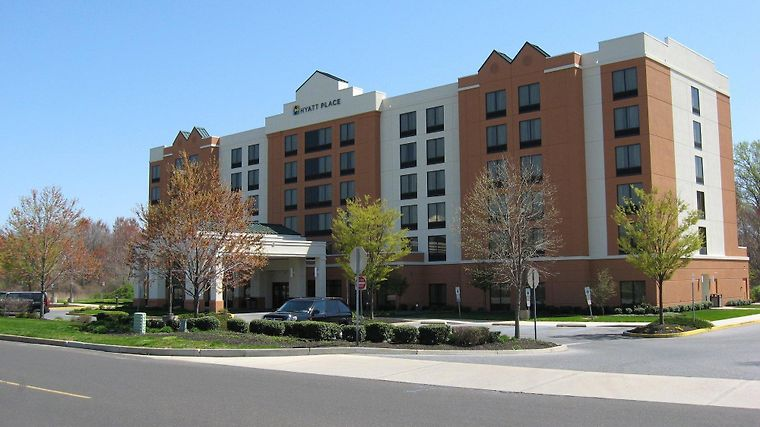 Hyatt Place Mt Laurel Exterior