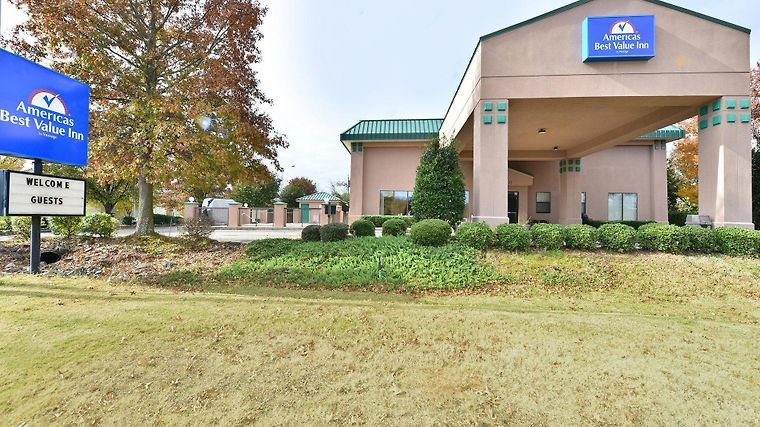 Americas Best Value Inn Aiken Exterior