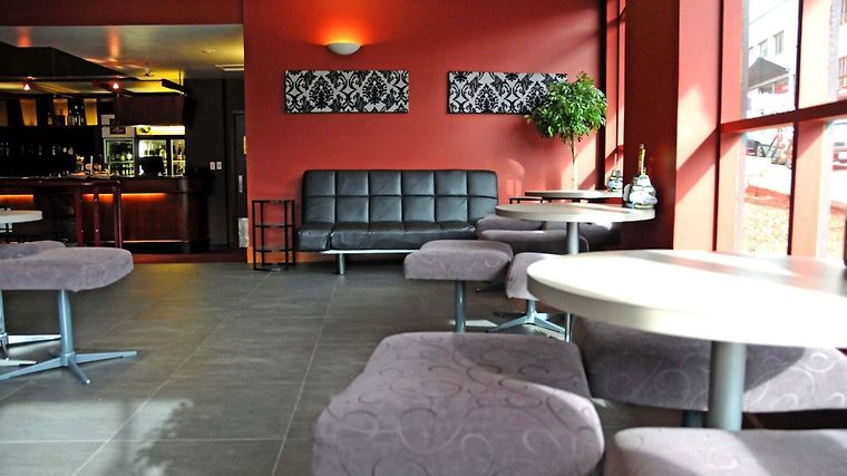 Quality Hotel Hobart Midcity Exterior