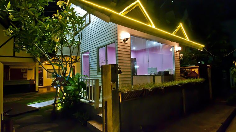 You And Me Guesthouse And Spa Chiang Mai Exterior