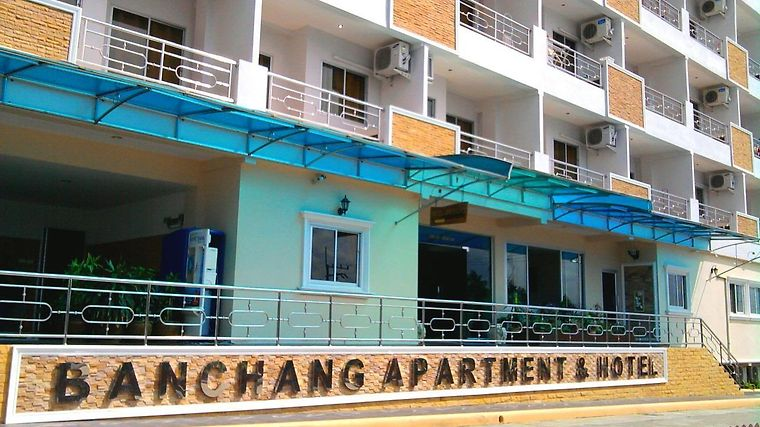 Banchang Apartment And Hotel Exterior