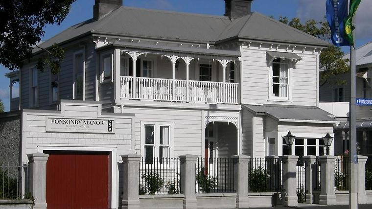 Ponsonby Manor Guest House photos Exterior