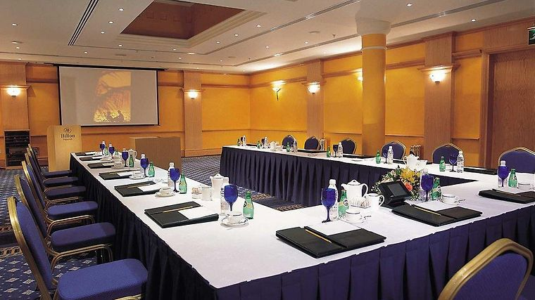 Hilton Fujairah Resort photos Business