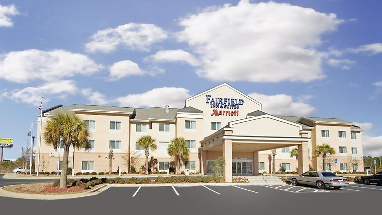 Fairfield Inn & Suites Cordele Exterior