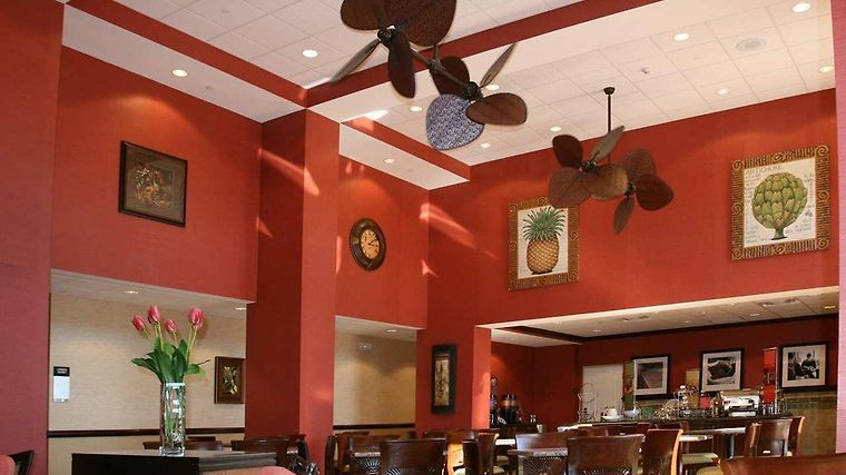 Hampton Inn & Suites Tampa-Wesley Chapel photos Restaurant