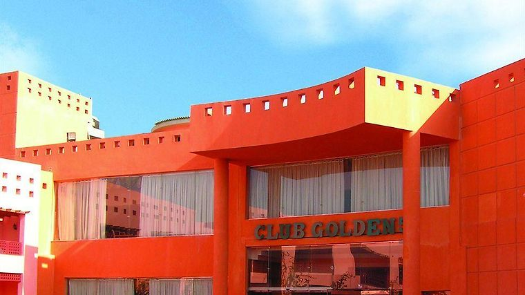 Golden 5 The Club Hotel Exterior