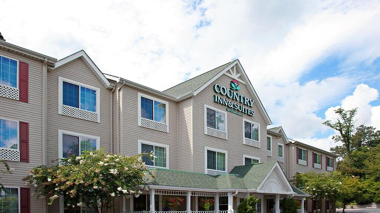 Country Inn & Suites By Carlson, Asheville, Nc photos Exterior