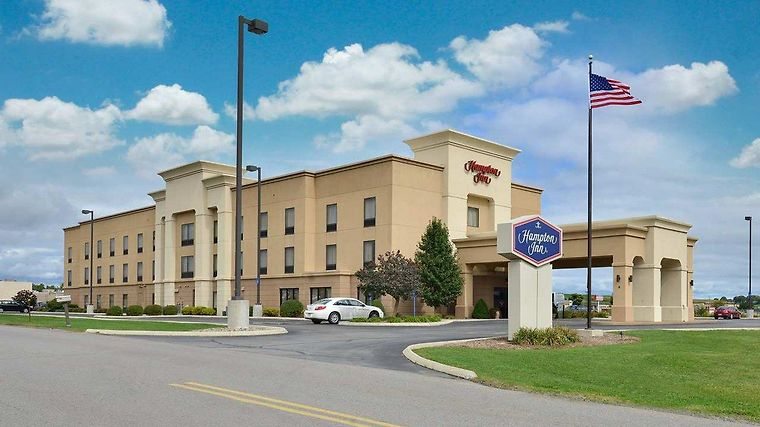 Hampton Inn Clarion photos Exterior
