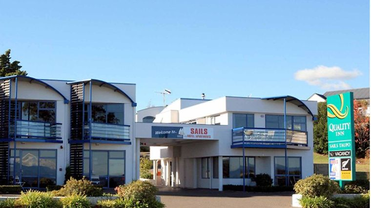 Quality Inn Sails Taupo photos Exterior