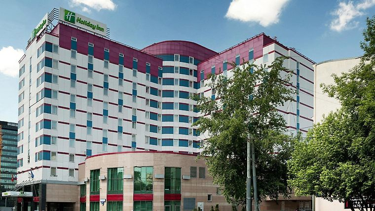 Holiday Inn Moscow - Lesnaya Exterior