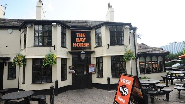 The Bay Horse By Good Night Inns Exterior