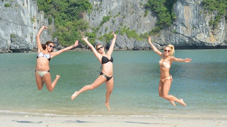 Halong Party Cruises Exterior Hotel information