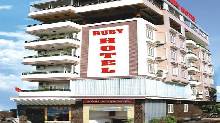 Ruby Hotel Exterior