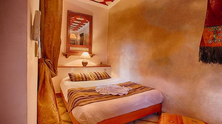Riad Kenzo Exterior Hotel information