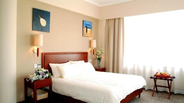 Greentree Inn Shandong Qingdao Zhengyang Road Jiajiayuan Shopping Center Business Hotel Exterior