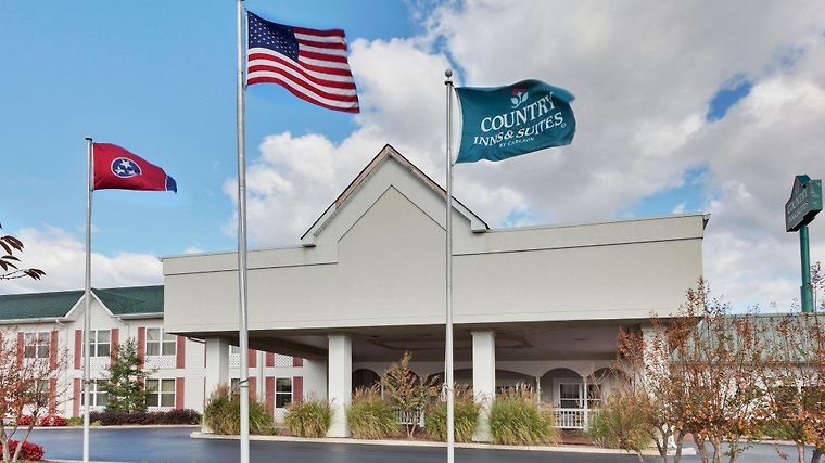 Country Inn & Suites - Manchester Exterior