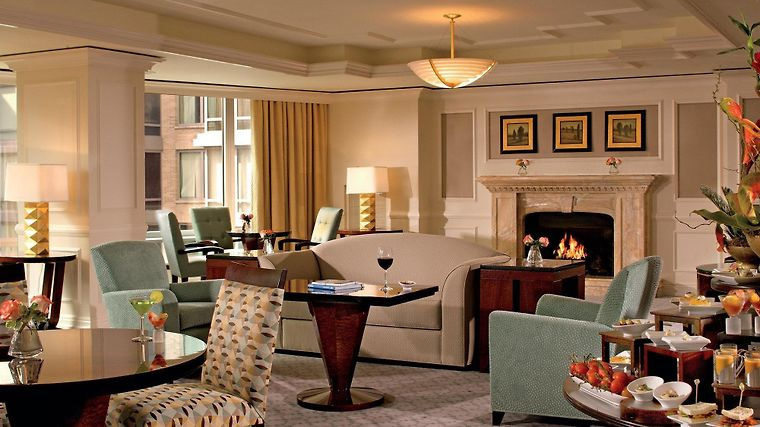 Ritz Carlton Washington D.C. Interior