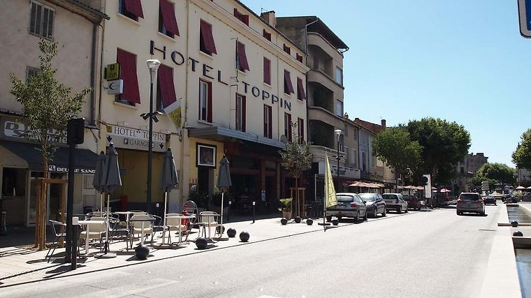 Logis Toppin Exterior Hotel information