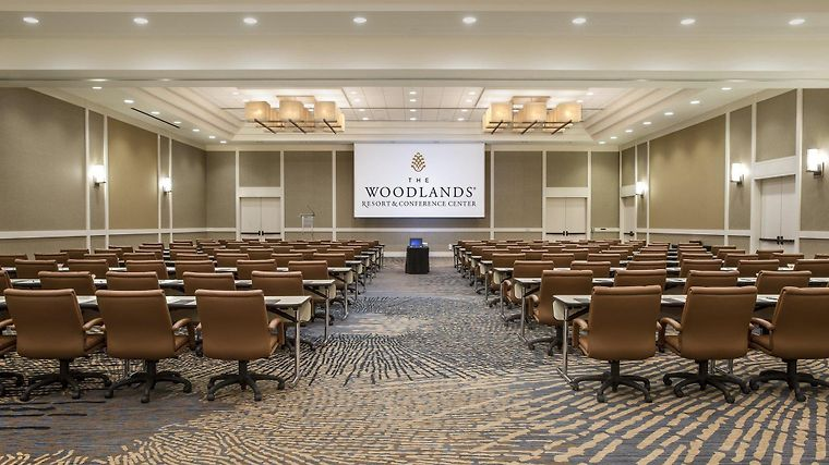 HOTEL THE WOODLANDS RESORT CONFERENCE CENTER THE WOODLANDS TX 4