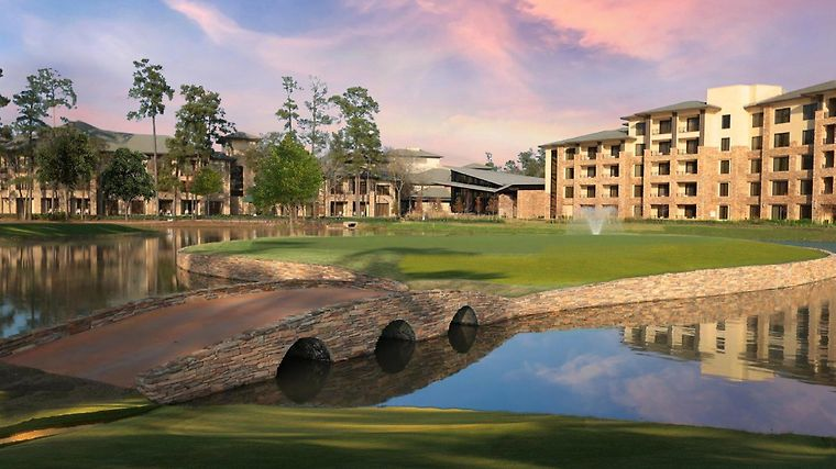 The Woodlands Resort & Conference Center Exterior