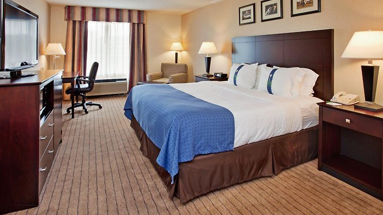 Holiday Inn & Suites Overland Park-Conv Ctr Room
