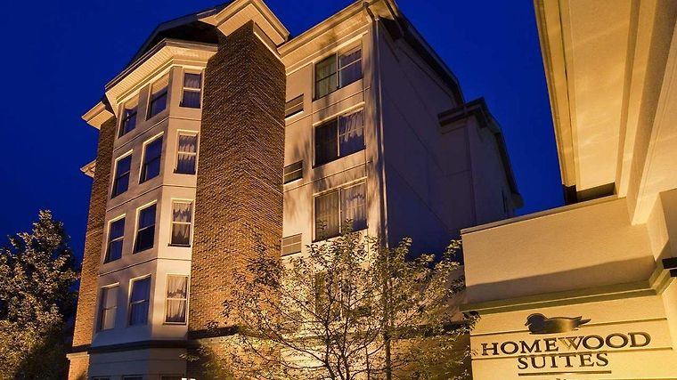 Homewood Suites By Hilton Dayton-South Exterior