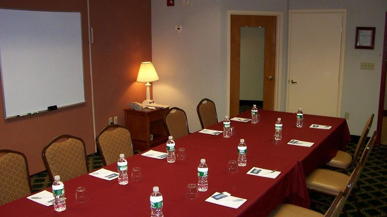Hampton Inn Burlington/Mt. Holly Facilities