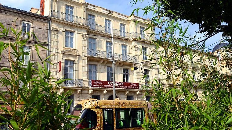 Odalys Apparthotel Les Occitanes photos Exterior Hotel information