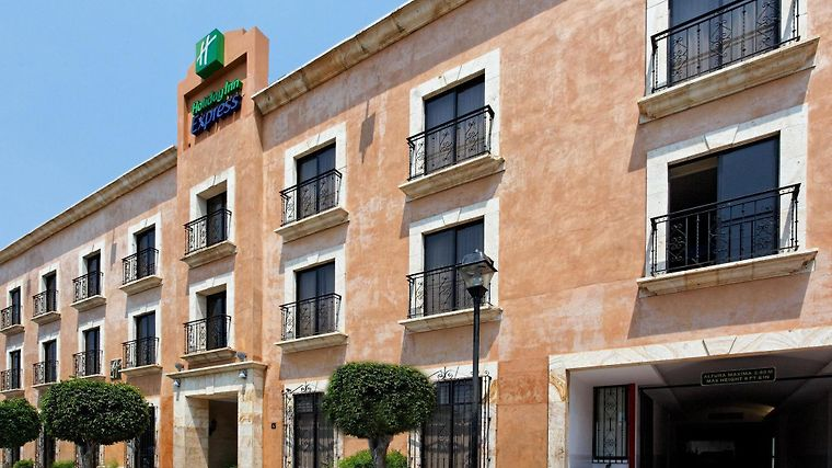 Holiday Inn Express Centro Historico Exterior