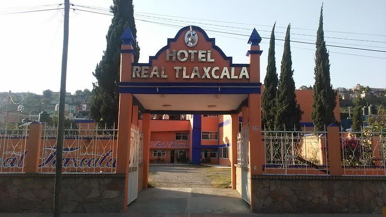 Hotel Real Tlaxcala Exterior Real Tlaxcala