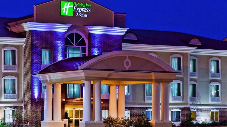 Holiday Inn Express Hotel & Suites Magee Exterior