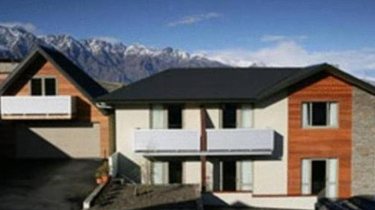 Queenstown Motel Apartments Exterior