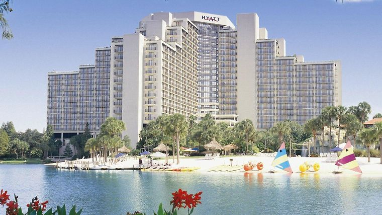 Hyatt Regency Grand Cypress Hotel Exterior