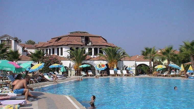 Lykia Botanika Beach And Fun Club photos Exterior