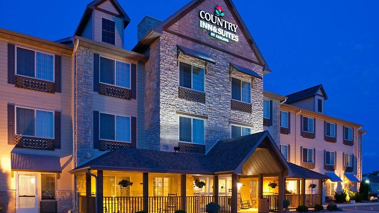 Country Inn & Suites By Carlson, Green Bay North Exterior