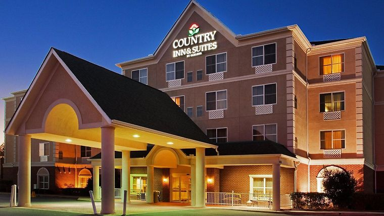 Country Inn & Suites By Carlson, Calhoun, Ga Exterior