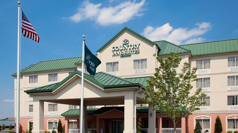 Country Inn & Suites By Carlson Goldsboro, Nc Exterior
